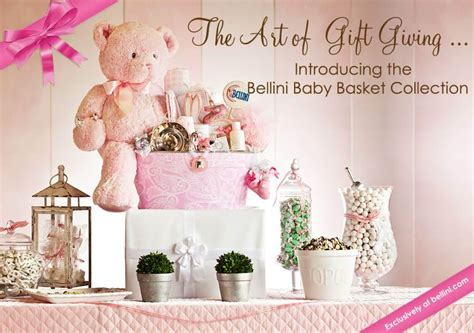 Baby Shower Giveaway Gifts - bellini baby gift basket giveaway from pdx with love