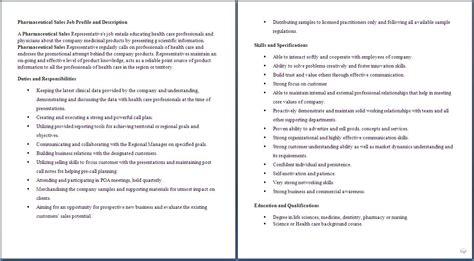 pharmacist description descriptions for pharmaceutical sle of
