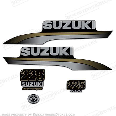 Suzuki Decal Stickers Suzuki Decals