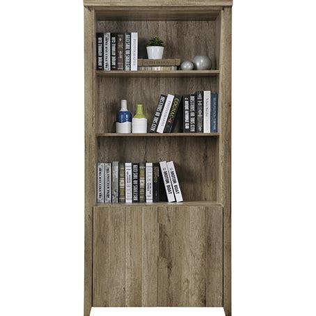 Silky Oak Bookcase Open Shelf Mdf Wood Open Shelf Bookcase In Oak 190cm Buy