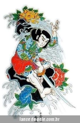 tattoo samurai irezumi tattoo idee pinterest