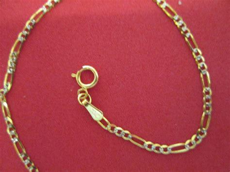 cadena de oro 10 kilates precio mexico cadena cartier diamantada oro solido de 10 kilates mod 8