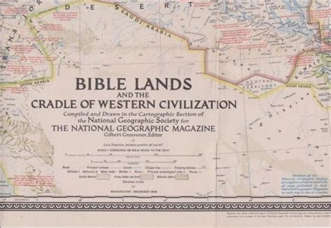 the planned of america and western civilization books bible lands and the cradle of western civilization map