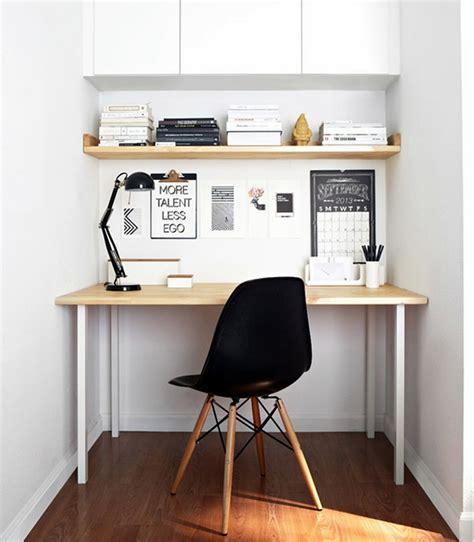 Home Office Pequeno 21 Brilhantes Dicas 50 Fotos Diy Diy Computer Desk Plans Home