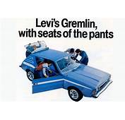 The Levis AMC Denim Gremlin  Car That Wore Pants