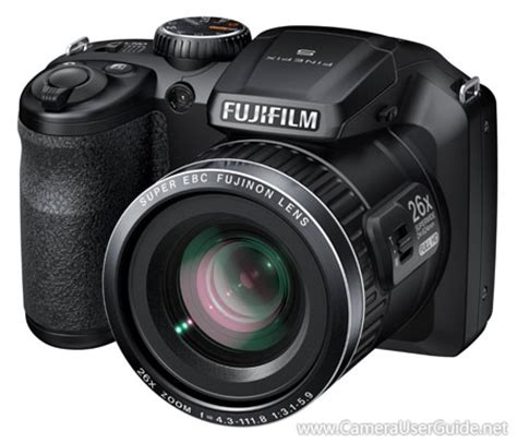 Fujifilm Finepix S4600 Lensa 24 624mm 16 Mp Hitam fujifilm finepix s6600 pdf user manual guide