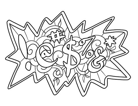 colorful language coloring page by colorful language 169 2015 posted with