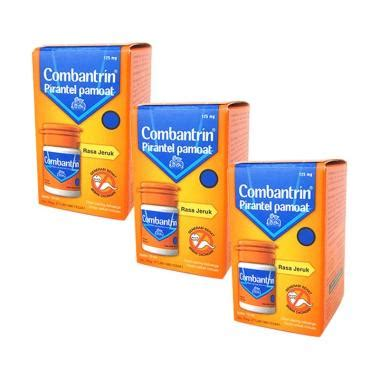 Obat Cacing Combantrin Tablet jual daily deals combantrin jeruk obat kesehatan 10 ml