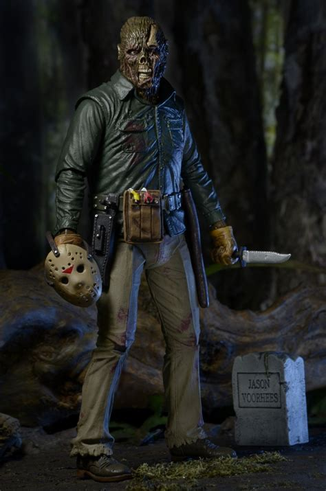 Wholesale Home Decore by Closer Look Friday The 13th Part 6 Ultimate Jason 7