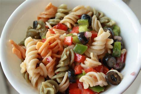 pasta salad with spaghetti noodles gluten free italian pasta salad