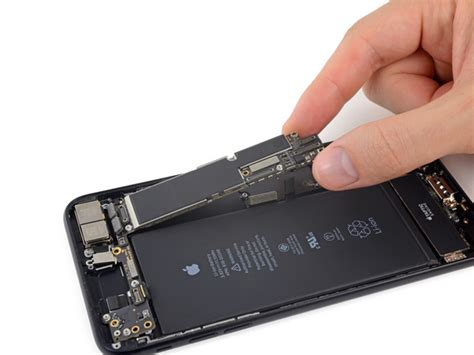 iphone 7 plus logic board replacement ifixit repair guide
