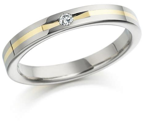 white gold or platinum ring white gold
