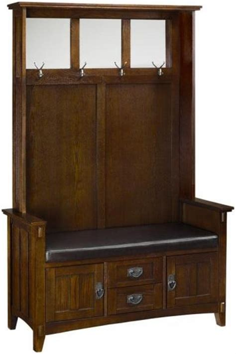 hall tree with storage bench antique 17 best images about antique hall trees on pinterest
