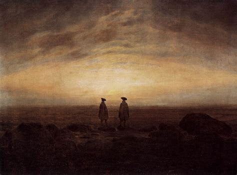 caspar david friedrich friedrich caspar david fine arts 19th c the red list