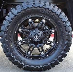 20 Inch Road Truck Wheels 20 034 Wheels Rims Fuel Road Hostage W 33x12 50x20