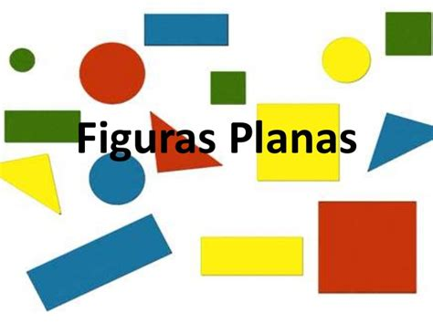 figuras geometricas con imagenes figuras planas