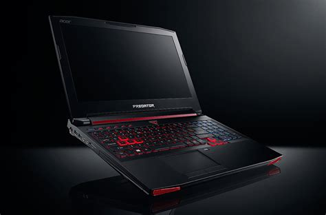 Laptop Asus Predator acer s new predator gaming laptops with gtx980m looks like