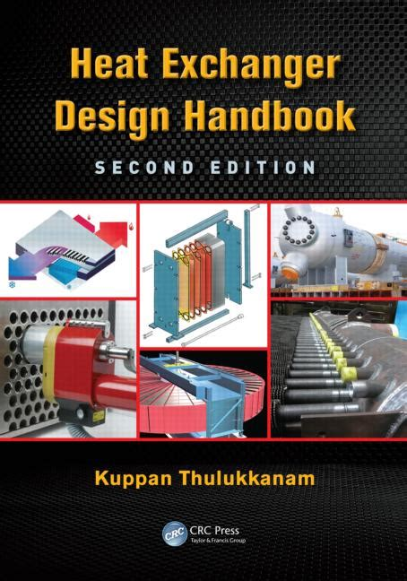 heat a books heat exchanger design handbook second edition crc press