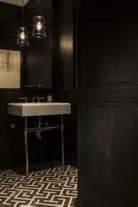Bathroom Mirror Trim Ideas 18 statement making powder rooms dk decor