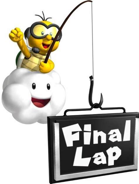 Biggest Blizzard by Lakitu S Final Lap Sign Object Giant Bomb