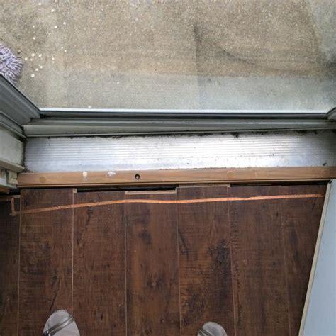 Fixing where floor meets threshold   DoItYourself.com
