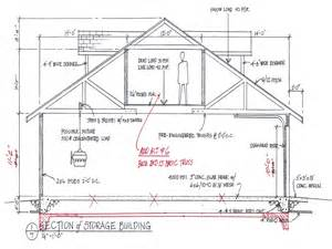 Plans To Build A Garage by One Car Garage Plans Free Free Garage Building Plans