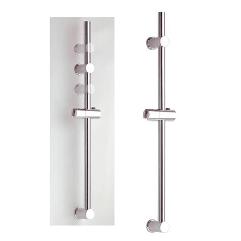 adjustable replacement shower riser rail