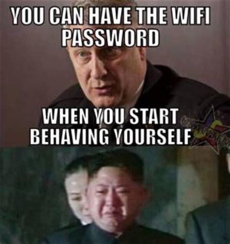 Wifi Meme - kim jong un memes kappit