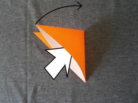 Squash Fold Origami - katakoto origami step7 quot squash fold quot and quot petal fold quot