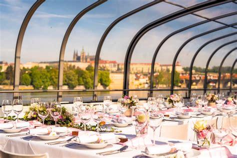 Wedding On A Boat by Weddings Prague Boats Cz