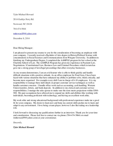 explore learning cover letter employment cover letter