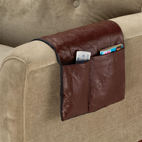 armchair remote caddy leather armchair caddy armchair caddy organizer miles