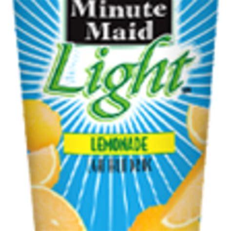 Minute Light Lemonade by Minute Light Lemonade Carl S Jr View Menu