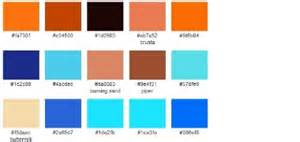 coral blue color color palette generator tool wedding color schemes color