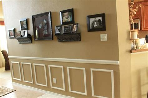 Ready Made Wainscoting by 1000 Images About Diy Crown Molding On Fabric