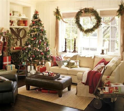 christmas decorated rooms living room decoration for christmas decor advisor