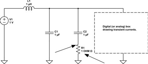 what is a decoupling capacitor what is a decoupling capacitor and how do i if i need one electrical engineering stack