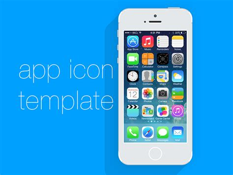 app icon template freebie app icon template v2 by aaron kettl dribbble
