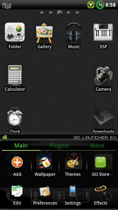 big caller id themes pack big icons pack go theme android apps on google play