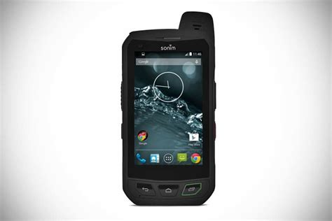 sonim rugged phone finally a truly ruggedized smartphone made for everyday consumers and it is not in yellow