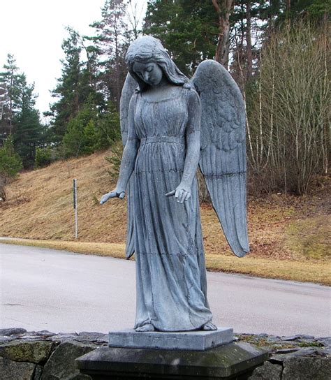 angel sculptures file hammarby angel statue jpg wikimedia commons