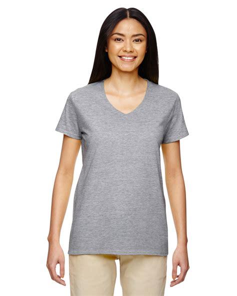 T Shirt Catton 32s new gildan s heavy cotton sleeves v neck t shirt mg500vl ebay