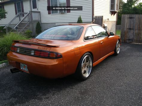 1995 nissan 240sx 1995 nissan 240sx se with rb25 neo
