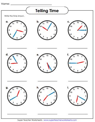 clock worksheets nearest 5 minutes telling time to the nearest 5 minutes worksheets resultinfos