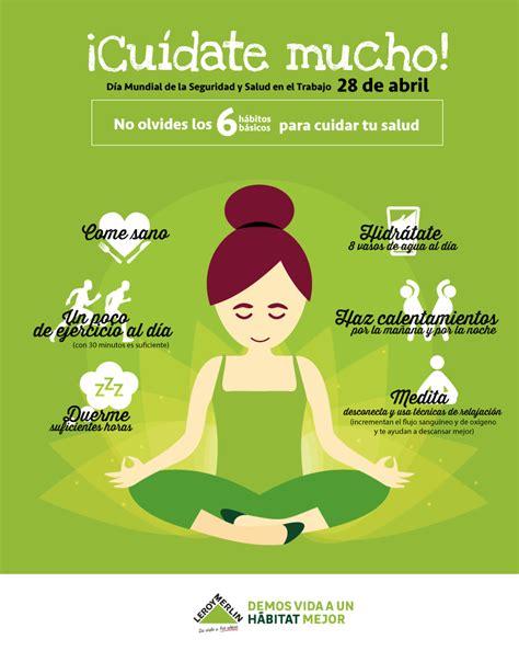la salud tu mejor 1543643507 161 cu 237 date mucho no olvides estos 6 h 225 bitos b 225 sicos para cuidar tu salud un h 225 bitat mejor