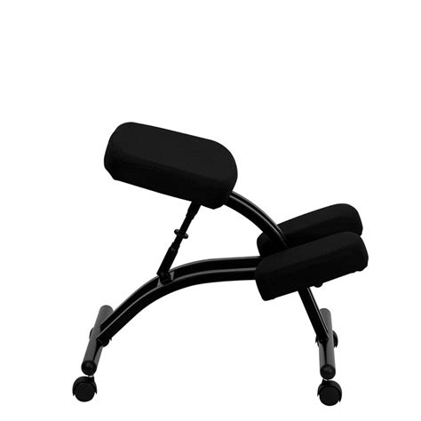 Kneeling Desk Chair by Ergonomic Kneeling Posture Office Chair