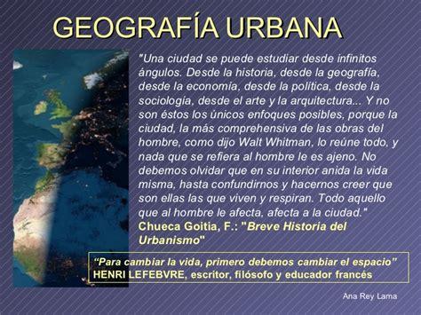 imagenes geografia urbana geograf 237 a urbana