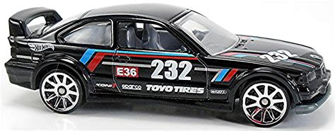 Hotwheels Bmw E36 M3 Race C 443 bmw e36 m3 race 74mm 2014 wheels newsletter