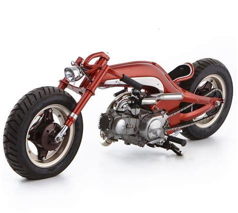 custom honda motorcycles 5 monkeys