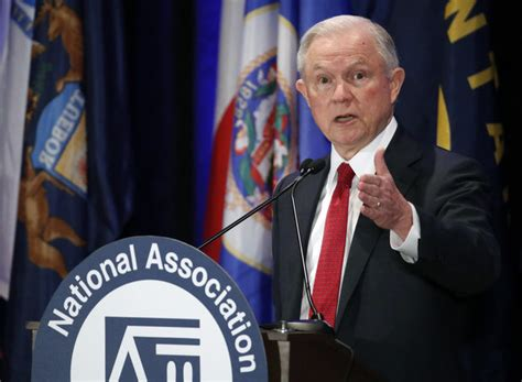 jeff sessions news conference jeff sessions mentions alabama church trip to russia at